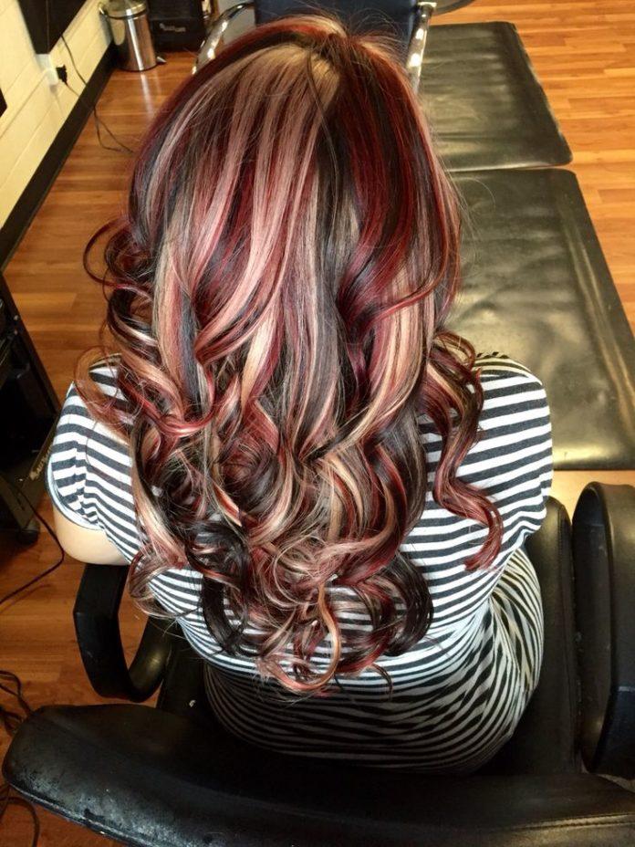 Trendy Hair Color Highlights I Like This Chunky Highlight