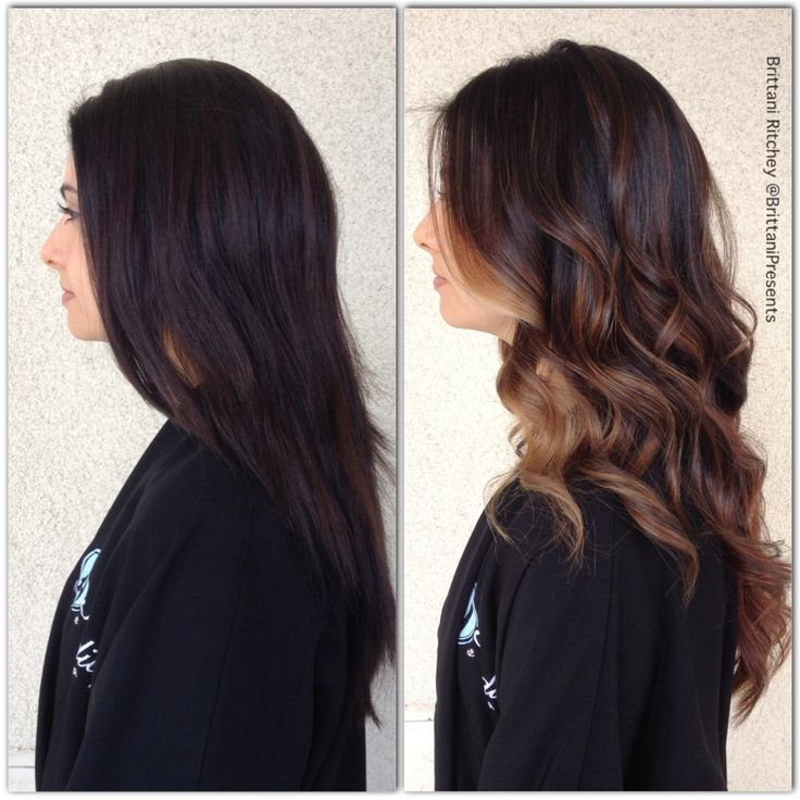 Trendy Ideas For Hair Color Highlights Warm Chocolate Brown With