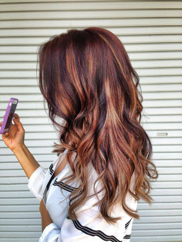 Trendy Hair Color Highlights Wow I Would Love These