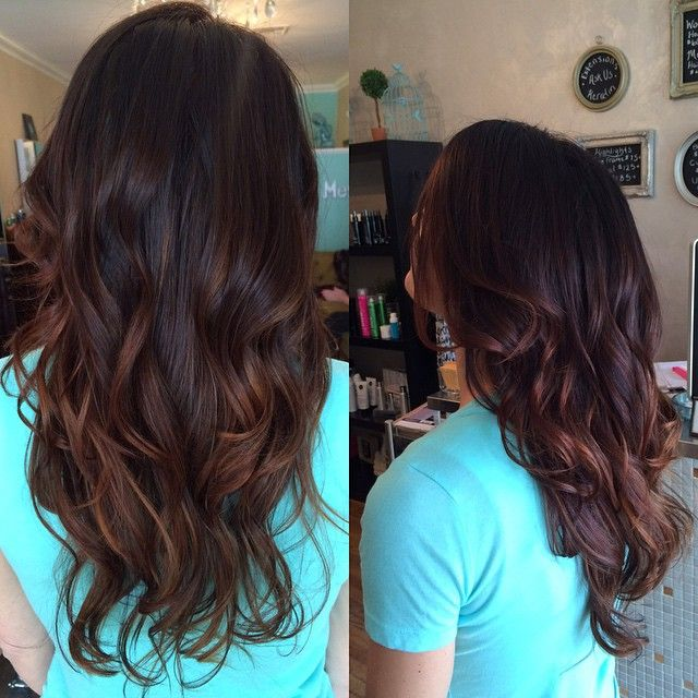 Trendy Ideas For Hair Color Highlights Caramel Color Melt Some