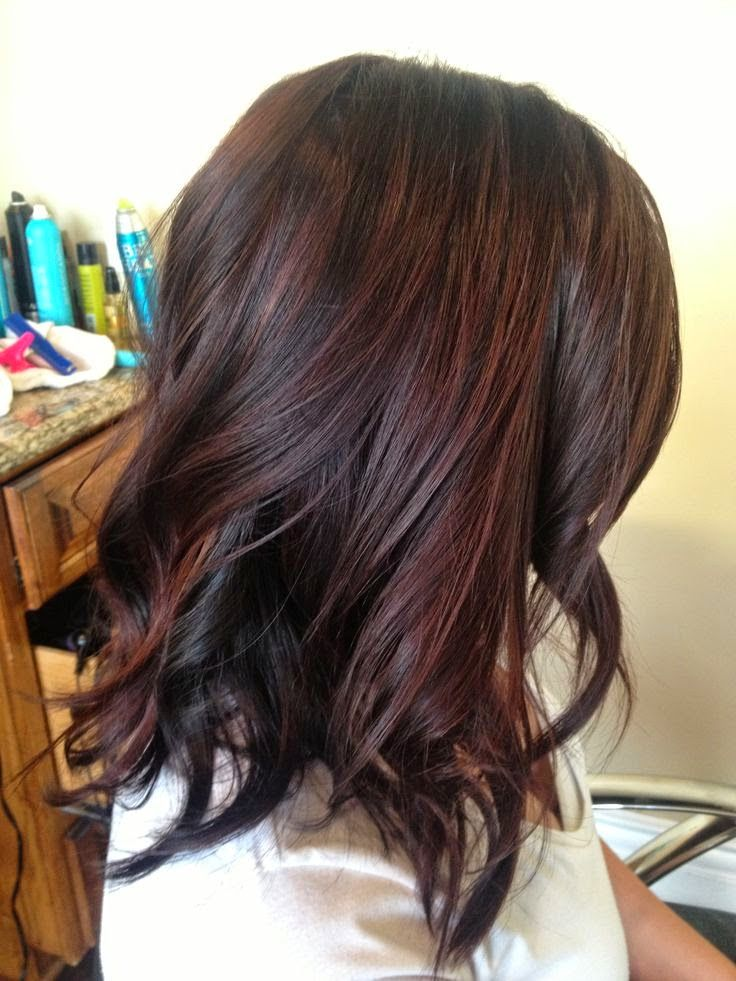 Trendy Hair Color Highlights 30 Ideas To Change Your Look With
