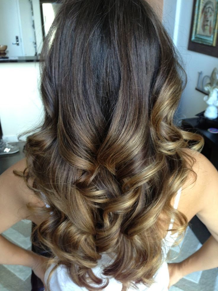 trendy ideas for hair color highlights 5 amazing ombre hair