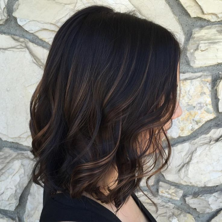 Trendy Ideas For Hair Color Highlights A Beautifully Subtle Balayage