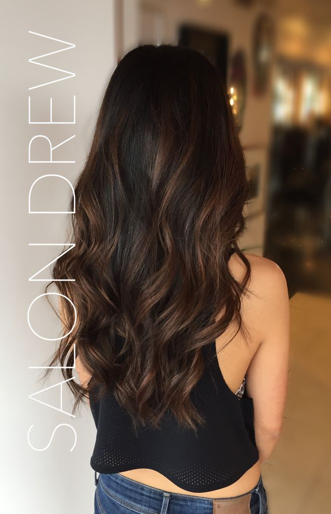 Trendy Ideas For Hair Color Highlights Balayage By Salon Drew