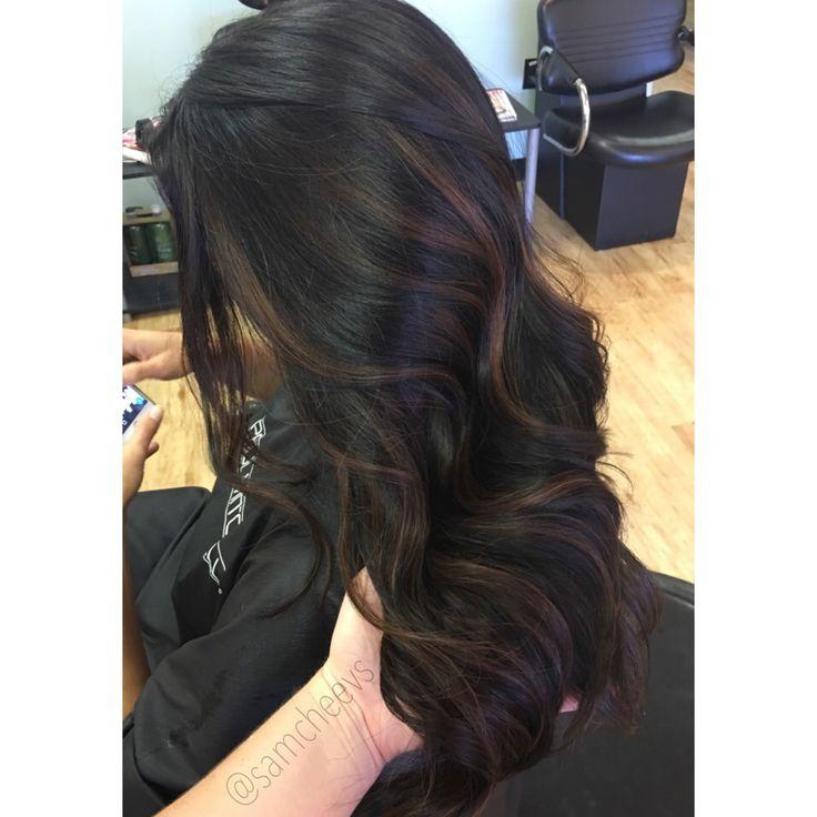 Trendy Ideas For Hair Color Highlights Caramel Highlights For