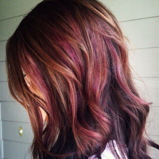 Trendy Ideas For Hair Color Highlights Chestnut Brown With