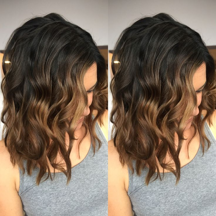 Trendy Ideas For Hair Color Highlights Dark Brown To Light Brown