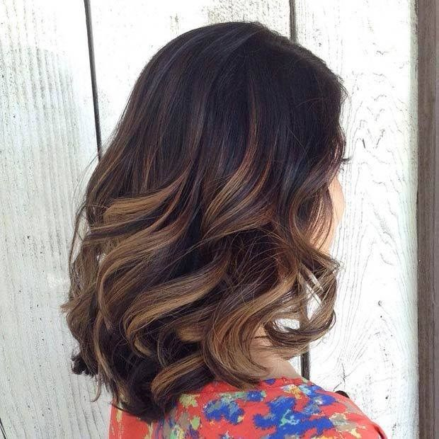 Trendy Ideas For Hair Color Highlights Dont Love Colour Combo