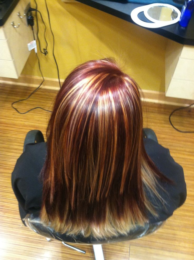Trendy Ideas For Hair Color Highlights Love This Idea
