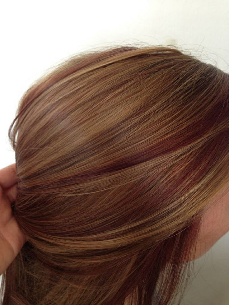 Trendy Ideas For Hair Color Highlights Mix Color With Very Light