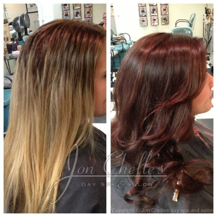 Trendy Ideas For Hair Color Highlights Rich Warm Brown Hair
