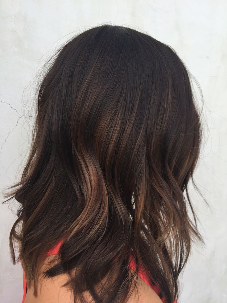 Trendy Ideas For Hair Color Highlights Subtle Balayage Soft