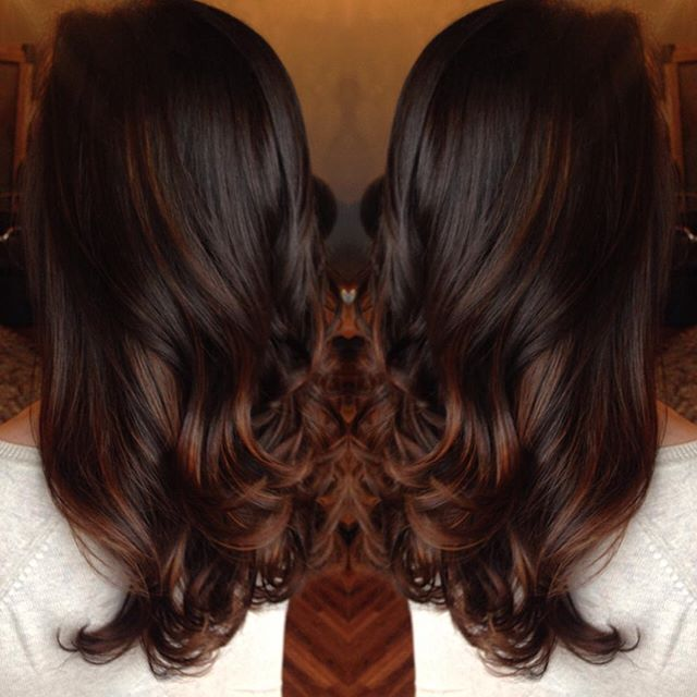 Trendy Ideas For Hair Color Highlights This Color