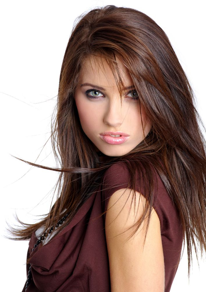 Trendy Ideas For Hair Color Highlights Red Highlights Dark