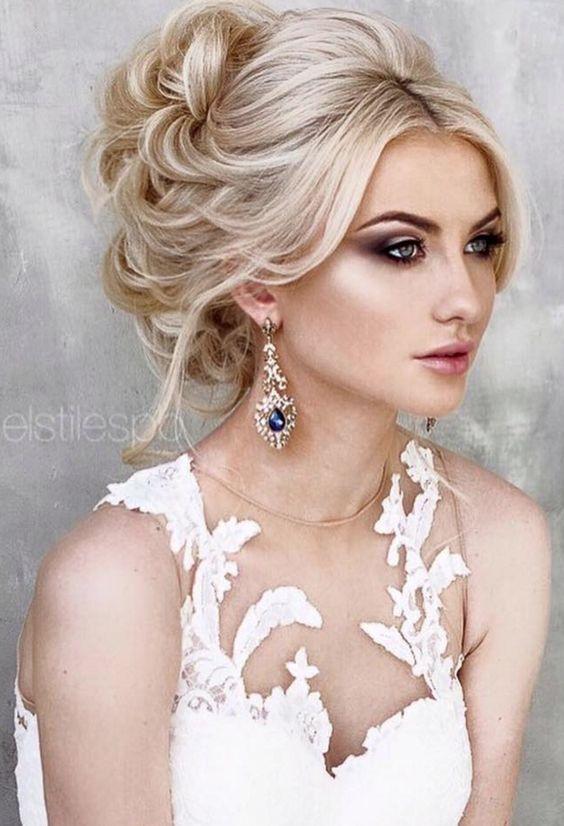 Bridal Hairstyles Elstile Wedding Updo Hairstyles Himisspuff