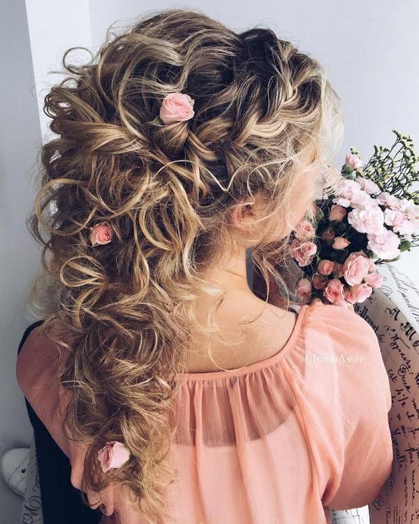 Wedding hairstyles ulyana aster romantic long bridal wedding ulyana aster romantic long bridal wedding hairstyles26 see more deerpe junglespirit Gallery