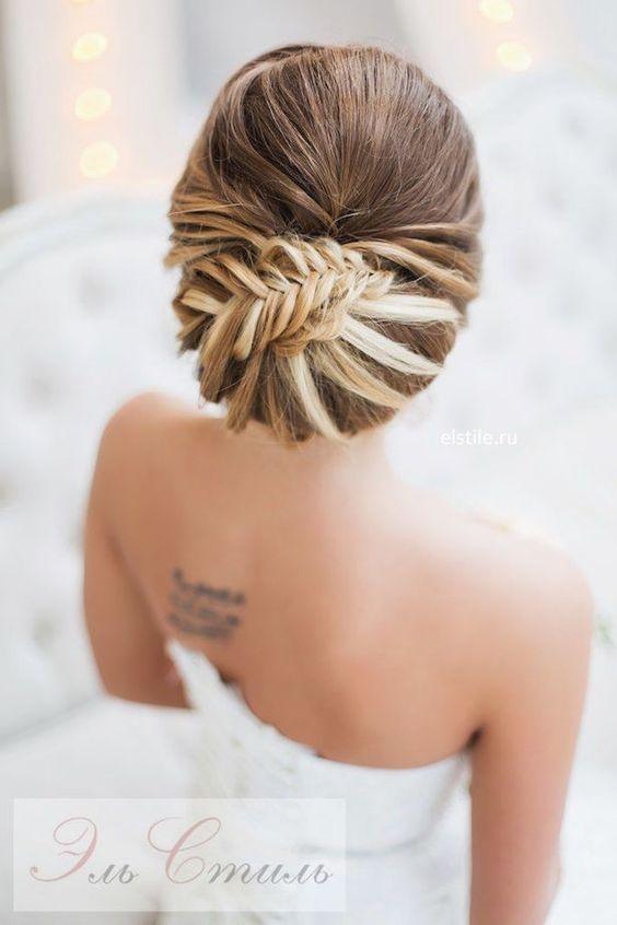 Wedding Hairstyle / www.himisspuff.co...