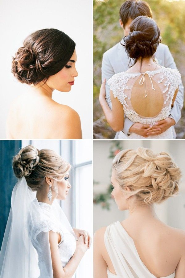 Wedding Hairstyles Chic Updo Bridal Updo Hairstyles Himisspuff