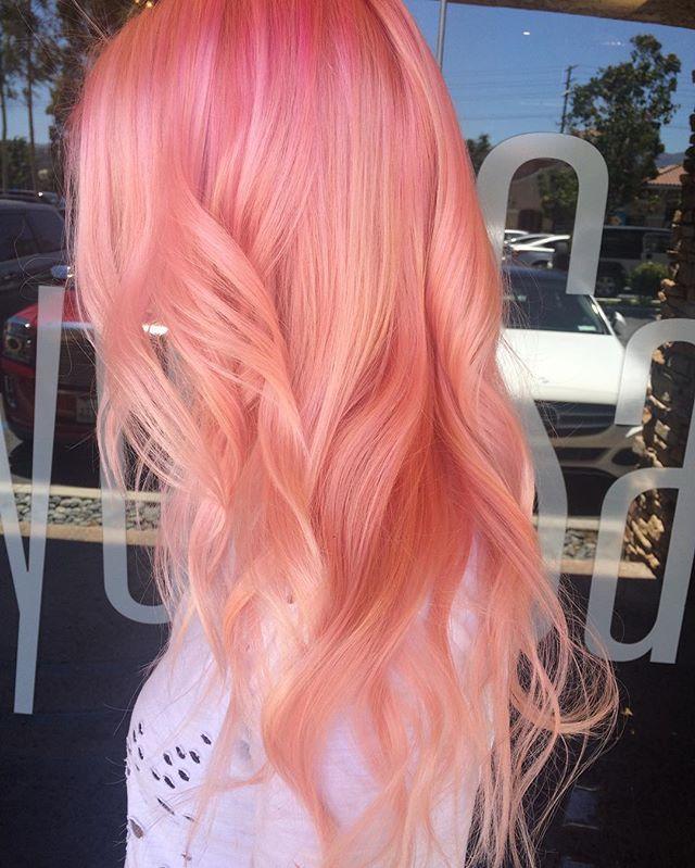 ✨☄Stardust☄✨ #thecanyonsalon #thecanyonbabes #olaplex #joico #pinkhair...