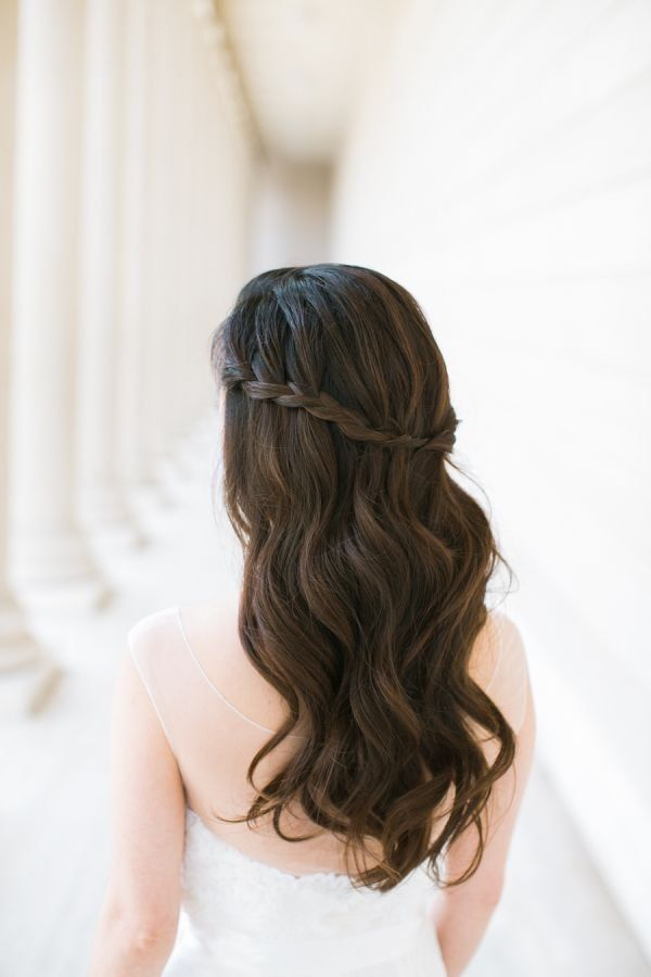 50 Best Wedding Hairstyle Ideas for Wedding 2016 | www.deerpearlflow...