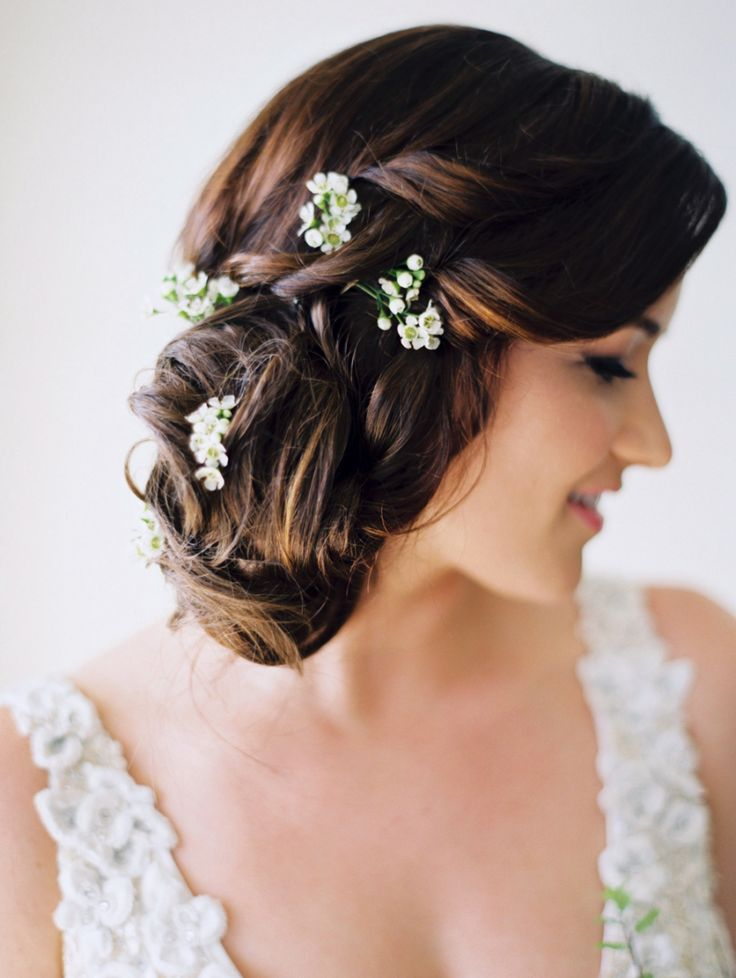 The absolute BEST bridal hairstyles of 2015! Which is your favorite? www.styleme...