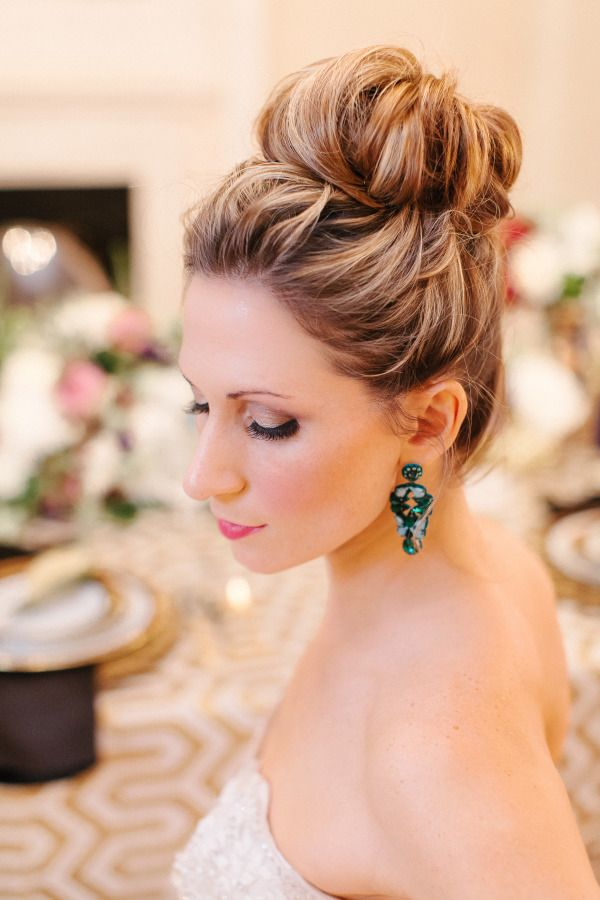 30 Fabulous Most Pinned Updos for Wedding (with Tutorial) | www.deerpearlflow...