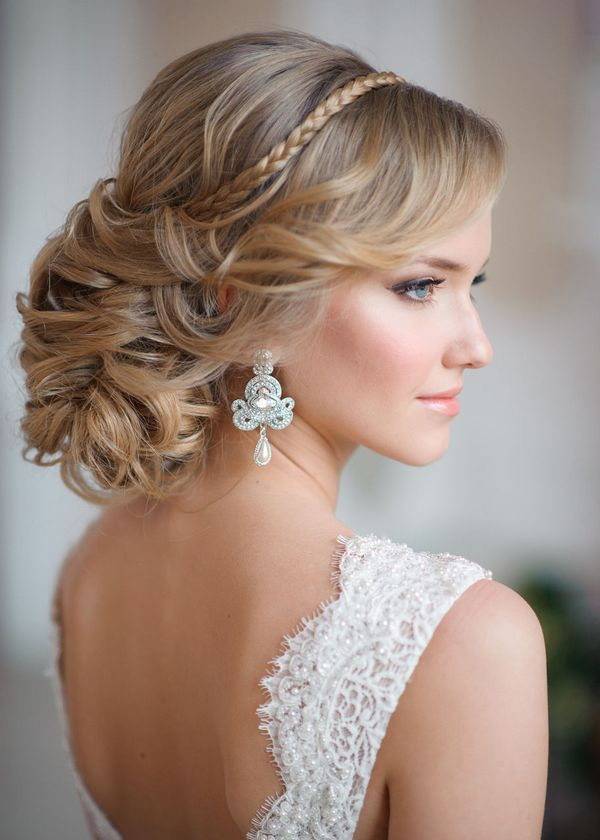 Bridal Hairstyles Long Wedding Hairstyles And Bridal Updo
