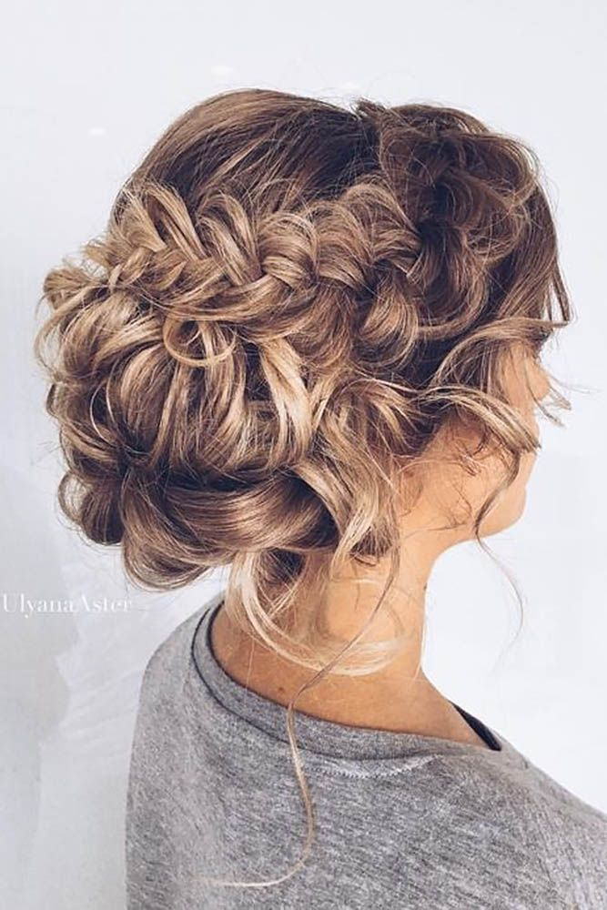 27 Braided Wedding Hair Ideas You Will Love  See more: www.weddingforwar... #wed...