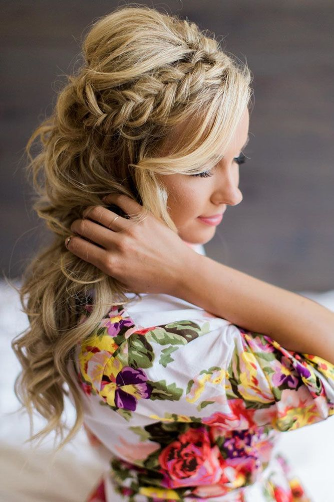 Bridal Hairstyles 30 Hottest Bridesmaids Hairstyles For Short
