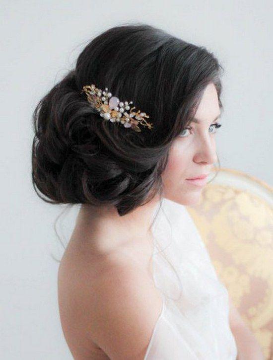 Bridal Hairstyles Wedding Hair Comb Bridal Hair Comb Bridal