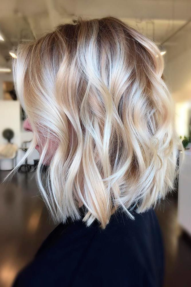 Hairstyle Tresses Best Blonde Hair Color 33 Beauty Haircut