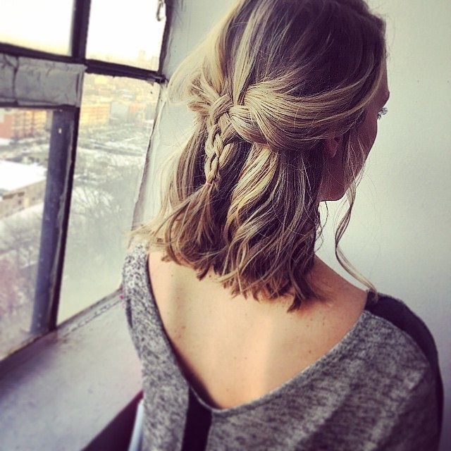 Vous manquez d'inspiration quand il s'agit de coiffer vos cheveux courts ? V...