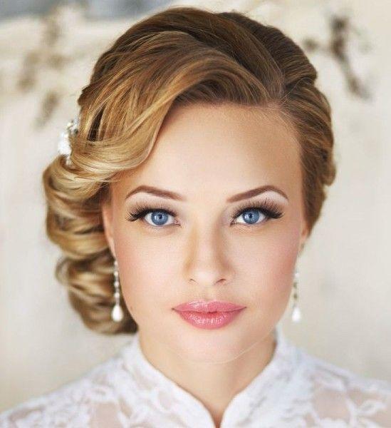 idée coiffure mariée chignon style rétro vintage  / Mademoiselle Cereza blog ...