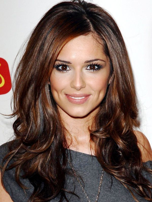 Trendy Hair Color Highlights Best Highlights For Dark Hair