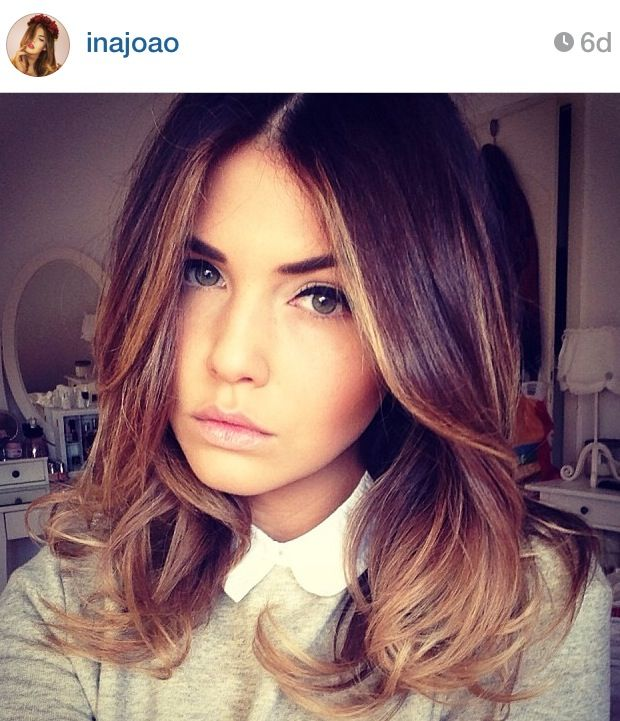 Trendy Hair Color Highlights Human Hair Extensions From29