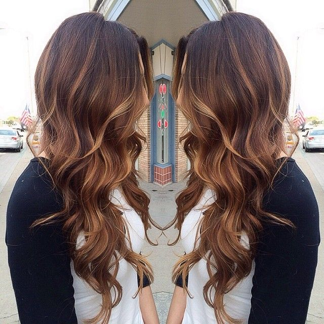 Trendy Ideas For Hair Color Highlights Beautiful Highlights