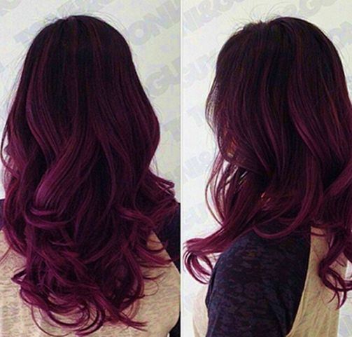 * Sultry Dark Magenta by amanda murphy Get the formula...