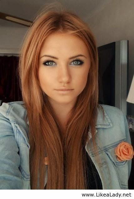 Trendy Hair Color Highlights Trending new hair color
