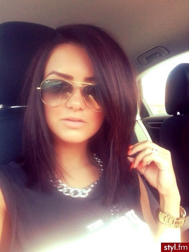 Trendy Hair Color Highlights Long Bob Love The Color Too