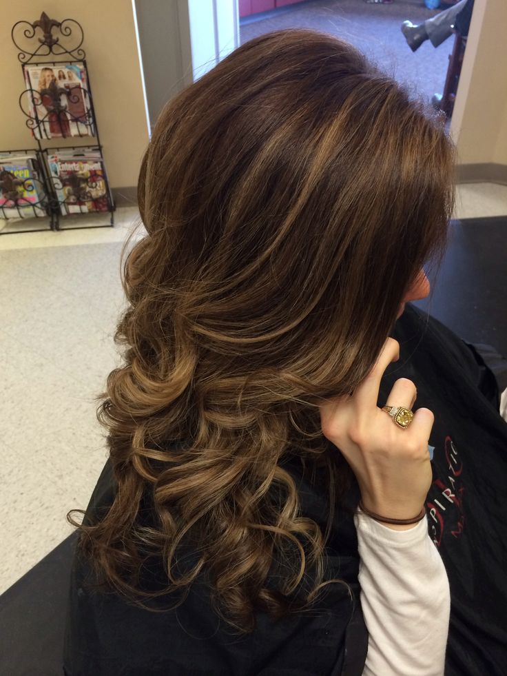 Trendy Ideas For Hair Color Highlights Balayage Highlights