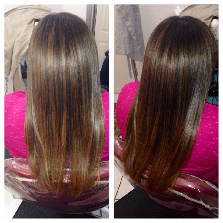 Trendy Ideas For Hair Color Highlights Bayalage Caramel