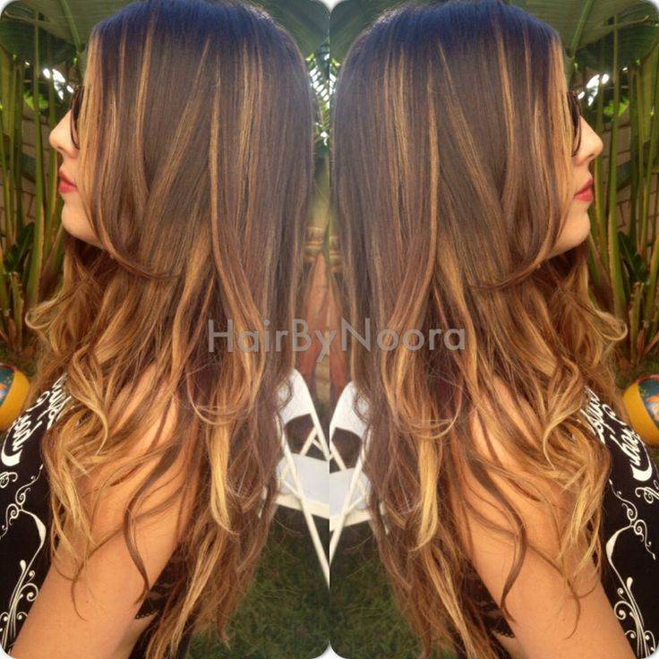 Fabulous Trendy Ideas For Hair Color Highlights Brunette Blonde Balayage Natural Hairstyles Runnerswayorg