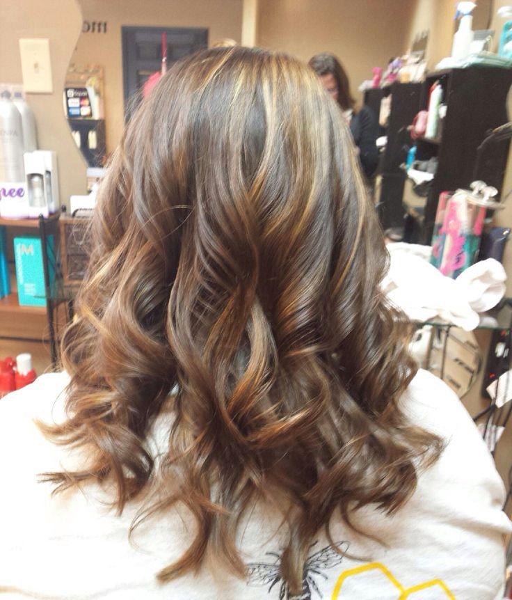 Trendy Ideas For Hair Color Highlights Caramel Balayage
