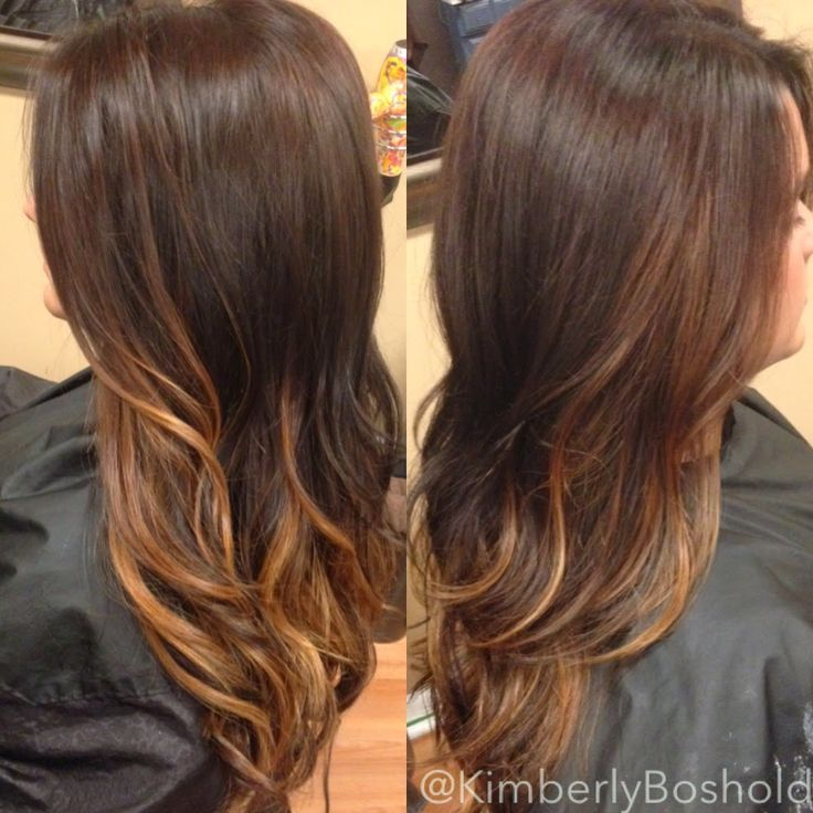 Trendy Ideas For Hair Color Highlights Dark Chocolate Brown Base