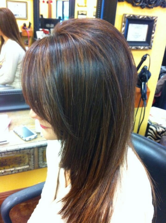 Groovy Trendy Ideas For Hair Color Highlights Highlights Beauty Natural Hairstyles Runnerswayorg