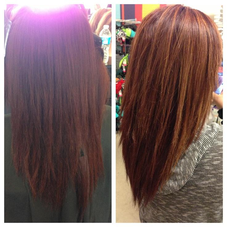 Trendy Ideas For Hair Color Highlights Partial Highlight