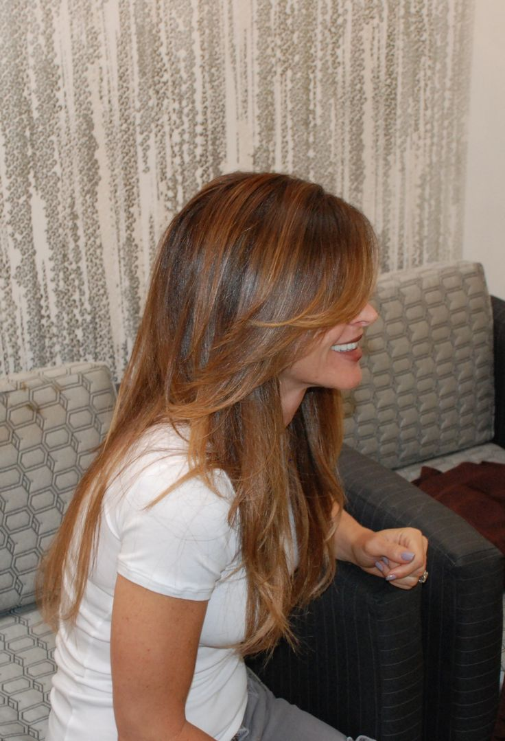 Trendy Ideas For Hair Color Highlights Brunette With Highlights