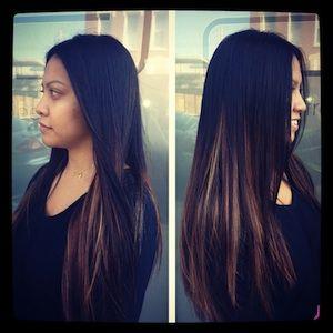 Trendy Ideas For Hair Color Highlights Heavier Highlights