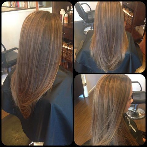 Trendy Ideas For Hair Color Highlights Partial Highlight And