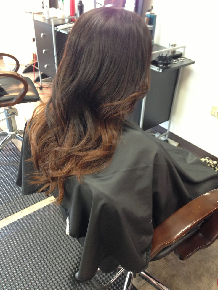 Trendy Ideas For Hair Color Highlights Rich Chocolate Brown To
